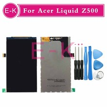 """New high quality 5.0"""" For Acer Liquid Z500 LCD display Screen Replacement + Tools Free shipping"""