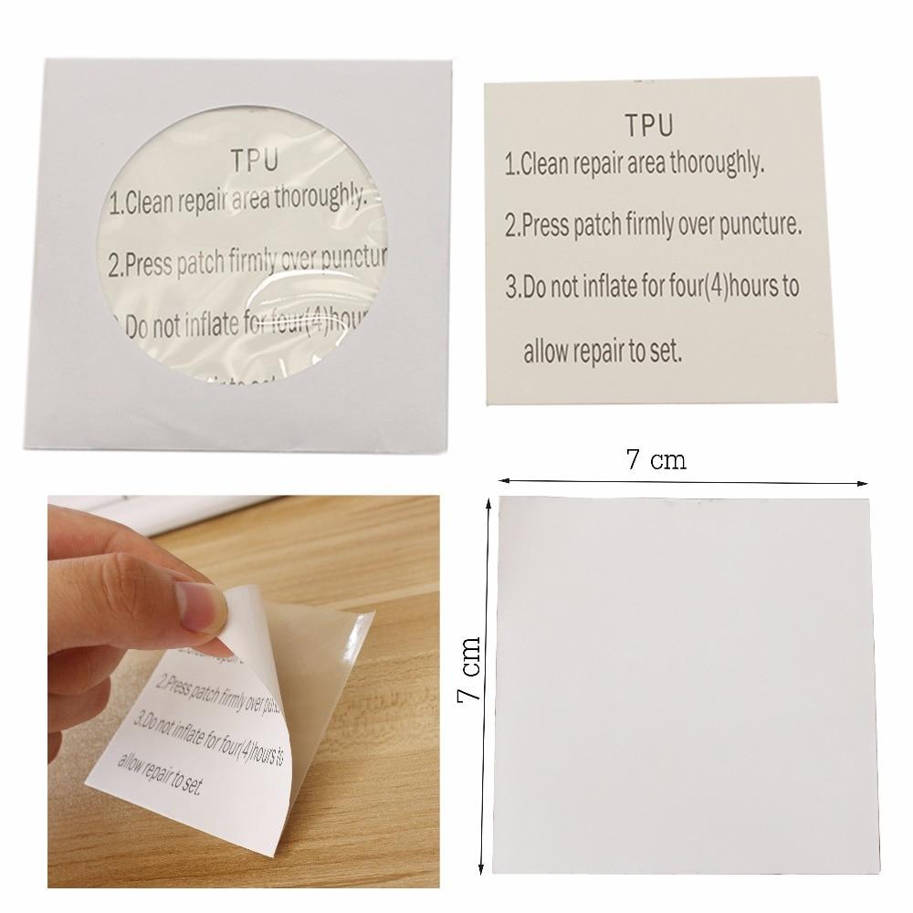 Self Adhesive TPU Sticker Waterproof Outdoor Tent Jacket Repair Tape PatchU