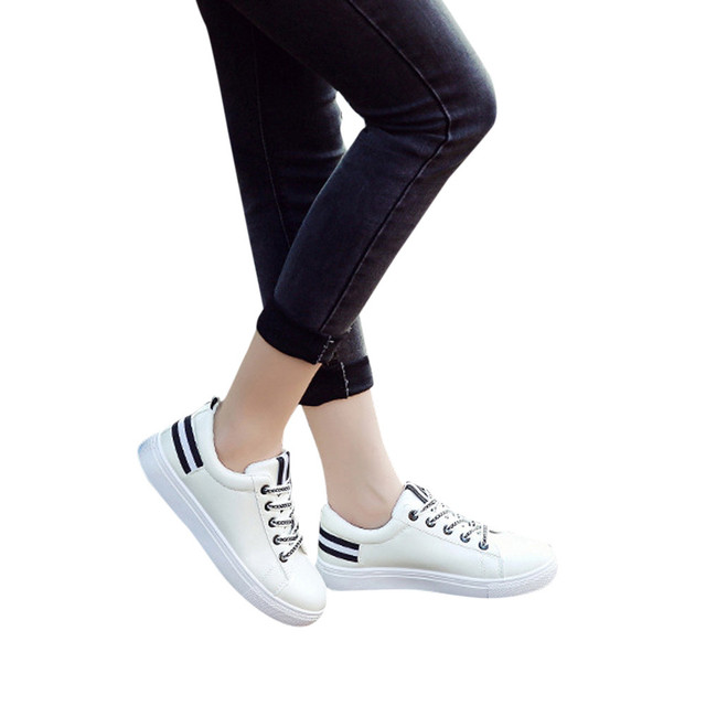 30f18e340 platform sneakers black sneaker adults trainers summer running shoes white  shoes woman cute ladies shoes with heels black H3