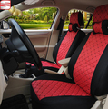 Universal car seat covers for SEAT LEON Ibiza Cordoba Toledo Marbella Terra RONDA car accessories car sticker