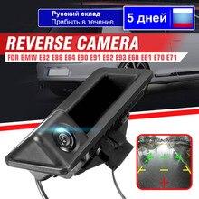 Tự Động Camera Quan Sát Phía Sau Đảo Ngược Đậu Xe HD CCD Cho Xe BMW X5 X1 X6 E39 E46 E53 E82 E88 E84 e90 E91 E92 E93 E60 E61 E70 E71 E72