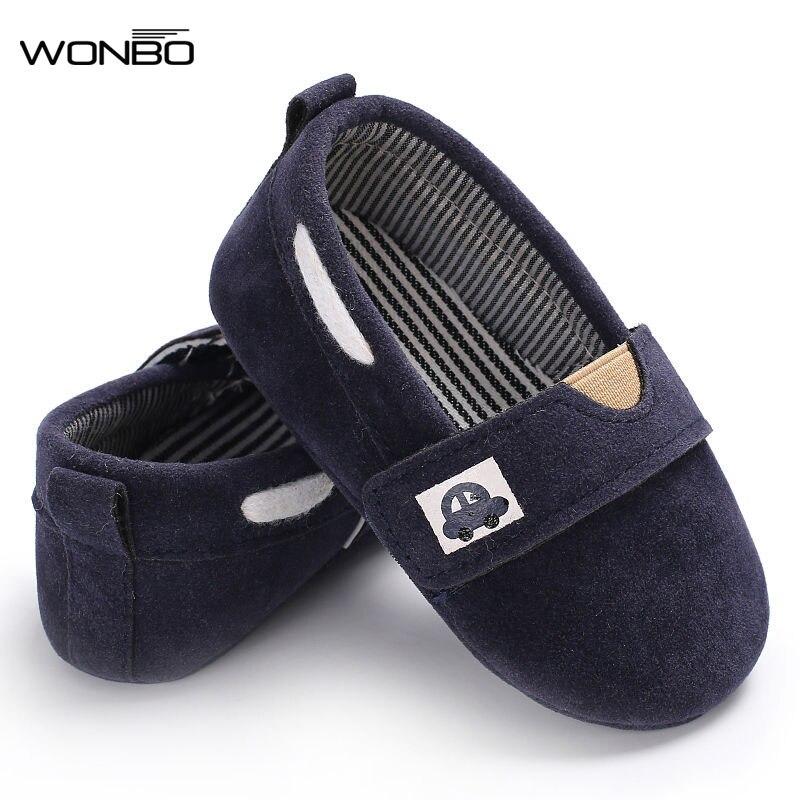 0-18 M Baby Shoes Newborn Girl Boy Soft Sole Crib First Walkers Toddler Sneaker Prewalker