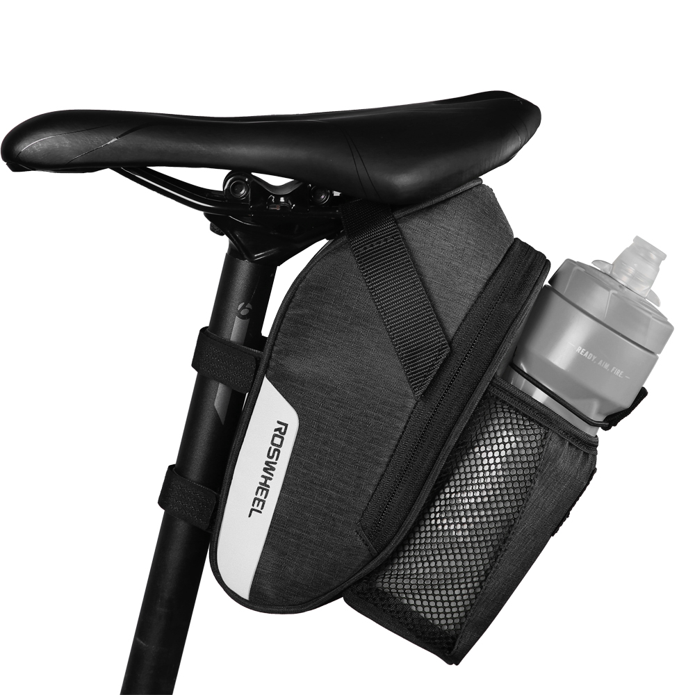 ROSWHEEL LOHAS SERIES Bicycle tail bags Bike kettle saddle bag New product Cycling Equipment