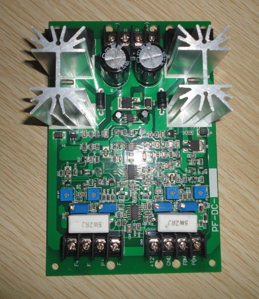 High Precision Two Way Analog Proportional Valve Amplifier Control Panel PF-DC-10 сковорода oursson pf 2600 p dc
