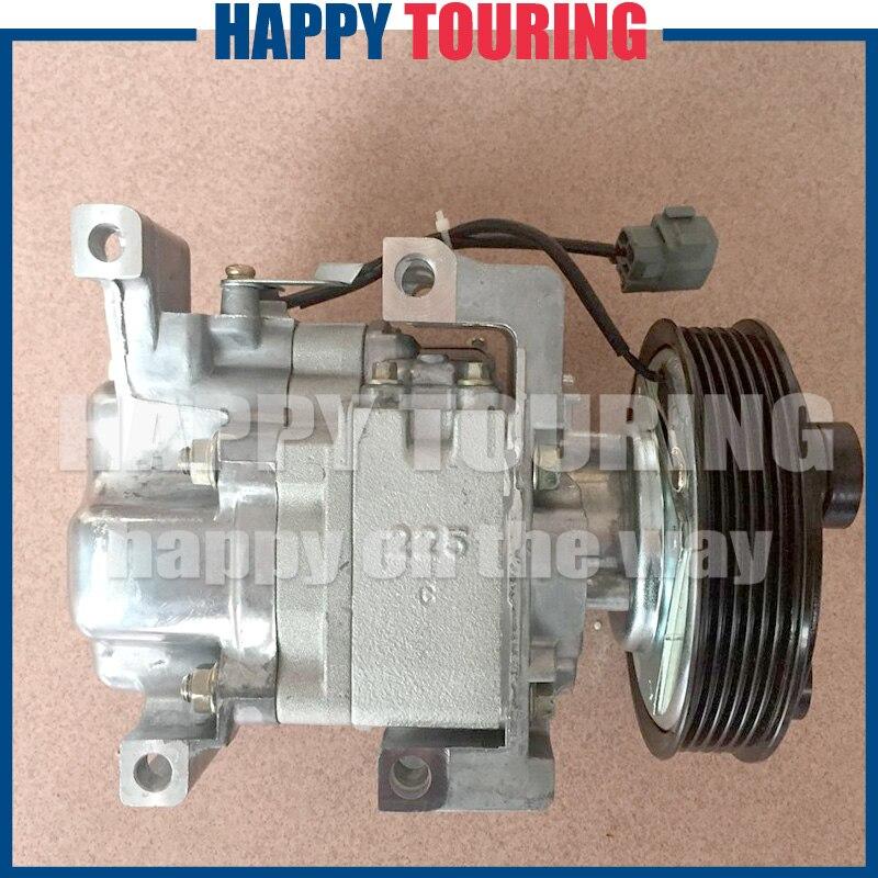 Car A/c Compressor For MAZDA 6 GG GY 1.8 2.0 2.3 PETROL 02-07 GJ6A-61-K00A GJ6A61K00A GJ6A-61-K00F GJ6A61K00F GJ6A-61-K00E,
