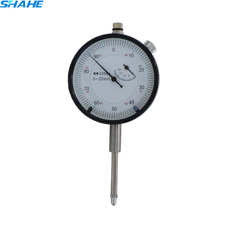 0 01mm High Accuracy 0 20mm Metric precision magnetic holder dial indicator dial gauge 0 20