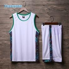 HUCOINHOW Men's Lillard Jerseys Cheap Basketball Suit College Basket Jersey Sleeveless Sport Shirt Tailored Sportwear
