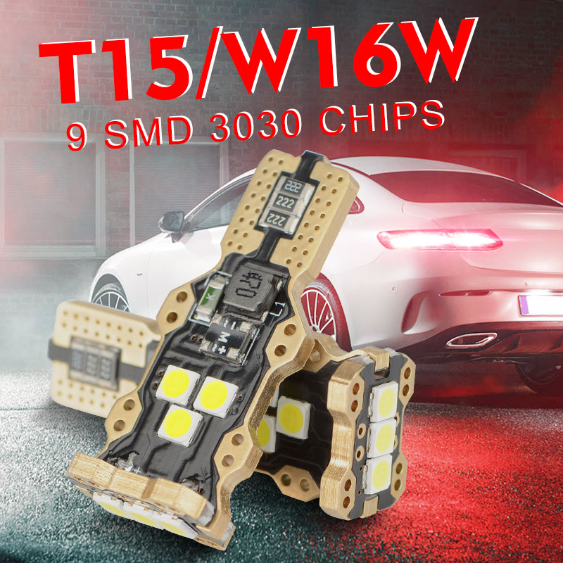 NAO W16W T15 LED CAR SIGNAL LAMP