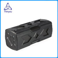 Thinyou Loudly Wireless Speaker Bluetooth NFC Speakers Shockproof Stereo Subwoofer Sound Box with Power Bank for Cell Phone