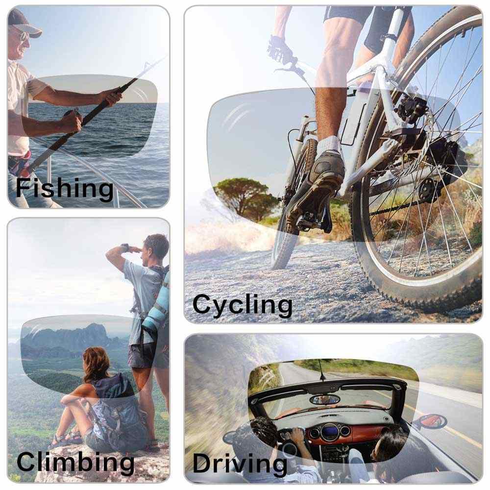 Naloain óculos de visão noturna lente polarizada anti-reflexo uv400 armação de metal amarelo óculos de condução para homem feminino motorista de carro r8177