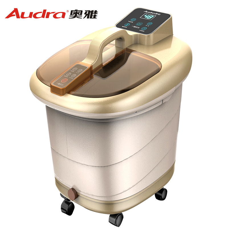 Fully Automatic Foot Basin Heating Foot Bath Massage Household Constant Temperature Footbath Instrument with Deep Barrel boss bsc 20 blk