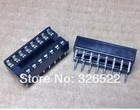 10PCS DIP 16 pins IC Sockets Adaptor Solder Type Socket Kit Good Quality Components 68