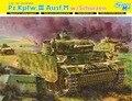 Dragon #6604 1/35 WWII Pz.Kpfw.III Ausf.M w/Schurzen