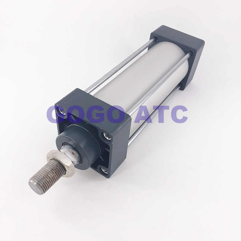 Actuator 40mm Bore x 25mm Rod Hydraulic Double Acting Cylinder Ram