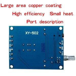 Image 4 - TPA3116 2.0 A Due Canali amplificatore di potenza Digitale Consiglio 50 W + 50 W Stereo amplificatore Audio
