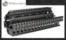 La Óptica del Vector Táctico SAIGA 7.62×39 Caza Montaje Del Arma de Handguard Picatinny Quad Rail System Full Metal Nuevo Negro