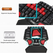 Gaming Keyboard and Mouse Combo Set