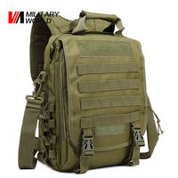 Outdoor Tactical Waterproof Durable Military Backpack Multifunctional Camouflage Hunting Bag For Pad Computer Back Pack Handbag