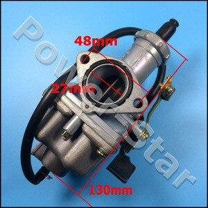 Image 2 - LONCIN ATV Parts Carburetor LX200AU LX200M Quad Spare Parts 250cc 200cc LC162FMK ACCESS Laser RATO JIANSHE
