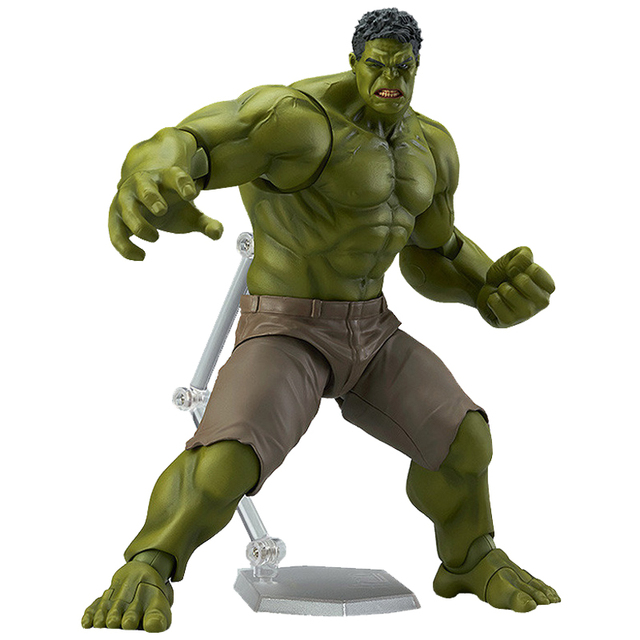 Aliexpresscom Buy 17cm Big Marvel Avengers Hulk Action Figure