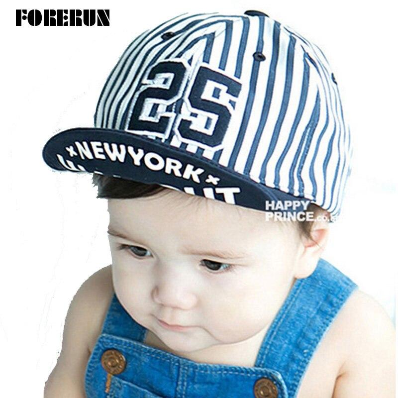 d1078699c66 2018 New Baby Hat 25 Letters New York Striped Kids Baseball Hat Soft Baby  Boy Sun. US  7.39. 2018 New Baby Hat with Ears Beard Stars Animal Cat  Cartoon ...