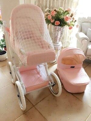 Baby pram two-way suspension high landscape four wheel trolley babyfond hot sell цена