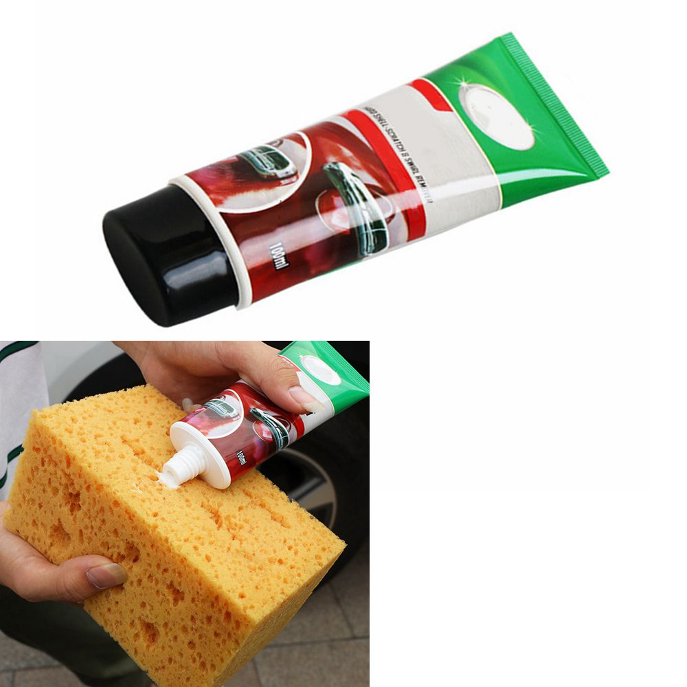1pc 100Ml g-239R Scratch Wax New Scratch Repair Car Paint Scratch Repair Paste Wax Car Paint Scratches Repair(China)