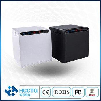 Высокая Скорость 80 мм автоматический резак Термальный чековый принтер POS принтер с USB/Ethernet/WIFI/Bluetooth интерфейс опционально принтер