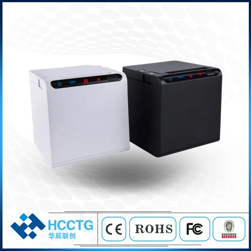 Imprimante thermique de position d'imprimante de reçu de coupeur automatique de 80mm de grande vitesse avec l'imprimante facultative d'interface d'usb/Ethernet/WIFI/Bluetooth