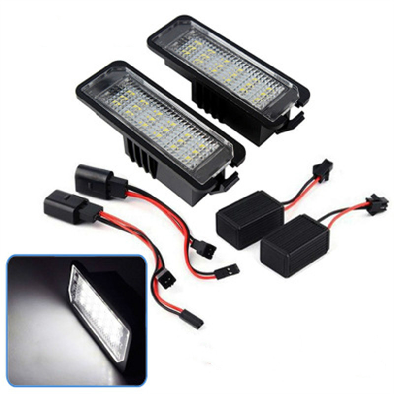 Exeo ST 3R9 18 LED Number License Plate Light for SEAT