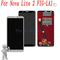 5.65 inch Full LCD DIsplay+Touch Screen Digitizer Assembly For Huawei Nova Lite 2 FIG LA1 ( not for Nova lite )