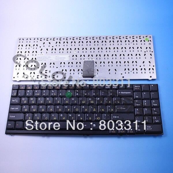 pegatron a17fd bios - Brand new Russian Laptop Keyboard For Clevo D9 D90 D900 D900C Series MP-03753SU-4305L DNS RU keyboard
