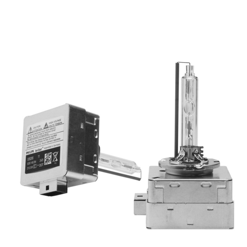 35W D1S Original Xenon Lamp HID  D1S D3S D4S D2S Xenon Highquality Metal Ampoule 6000K 8000K 4300K Highbright HID Xenon Bulb,2X