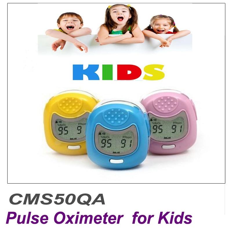 все цены на finger oximetry Price infant Pediatric/Child Fingertip Pulse Oximeter LCD display CMS50QA, SpO2 Oxygen, 3 colours онлайн