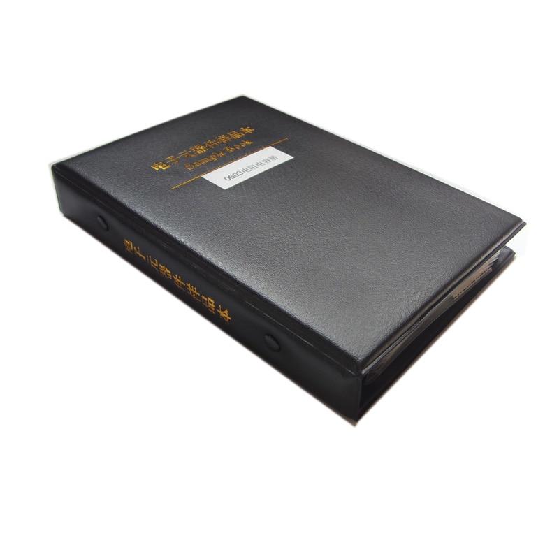 0603 High frequency & High Q Winding Inductor 33valuesX50pcs=1650pcs Sample Book 2.2nH~470nH Assortment Kit LQW18AN SeriesPack