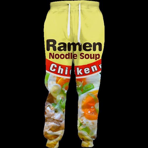 Ramen noodle joggers