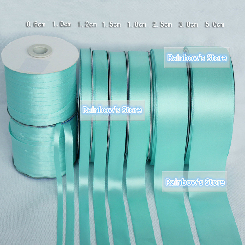100yards Lot Blue Ribbons Wedding Supplies Gift Wring Ribbon Decoration Centerpieces In Party Diy Decorations From Home Garden On