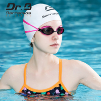 Barracuda Dr.B Myopia Swimming Goggles Honeycomb structured Gaskets Corrective women water sports for Women Men #94095
