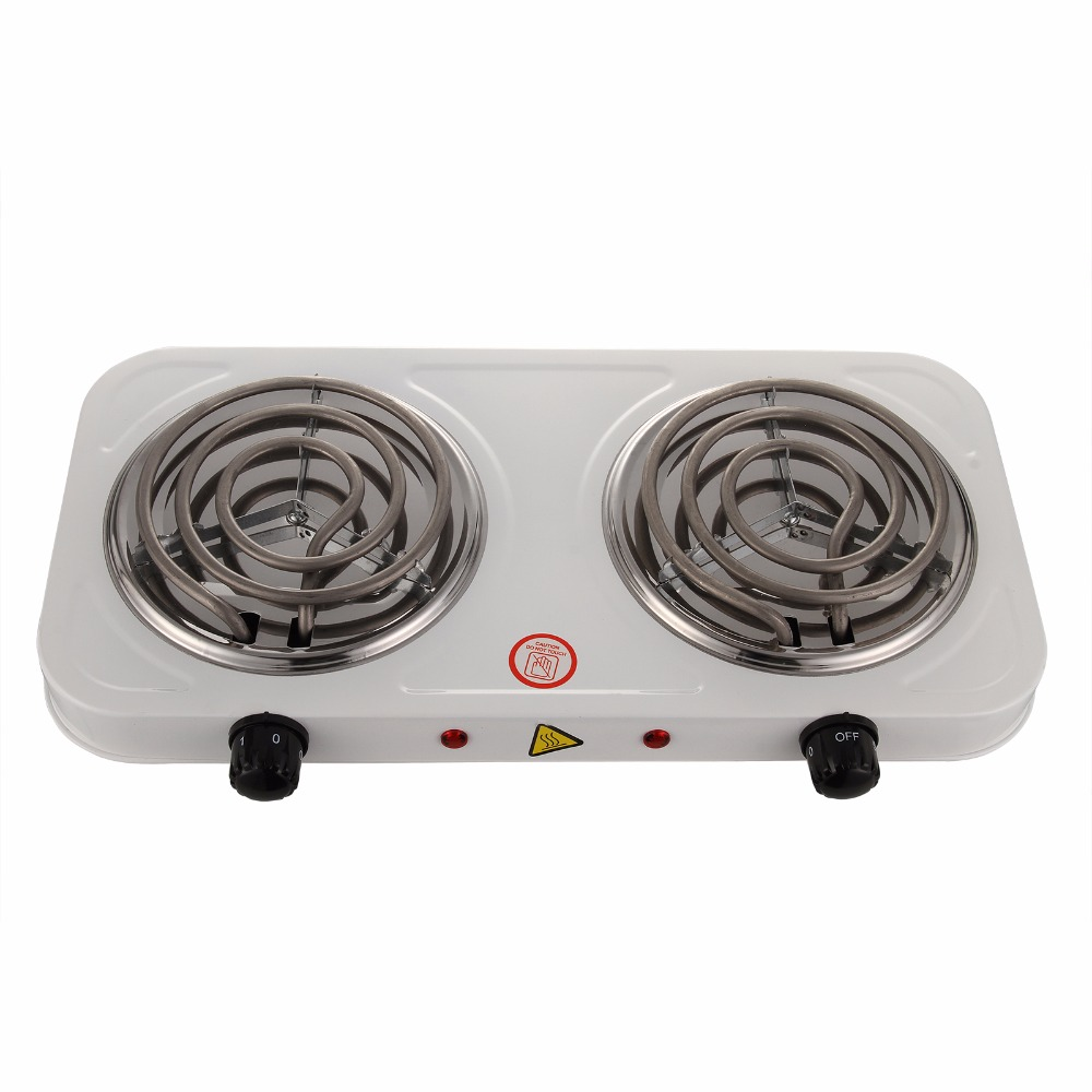 220V Portable Electric Stove 2000W kitchen Hot plates Cooking Appliances Household Temperature Control Without Radiation stainless steel electric double ceramic stove hot plate heater multi cooking cooker appliances for kitchen 220 240v vde plug