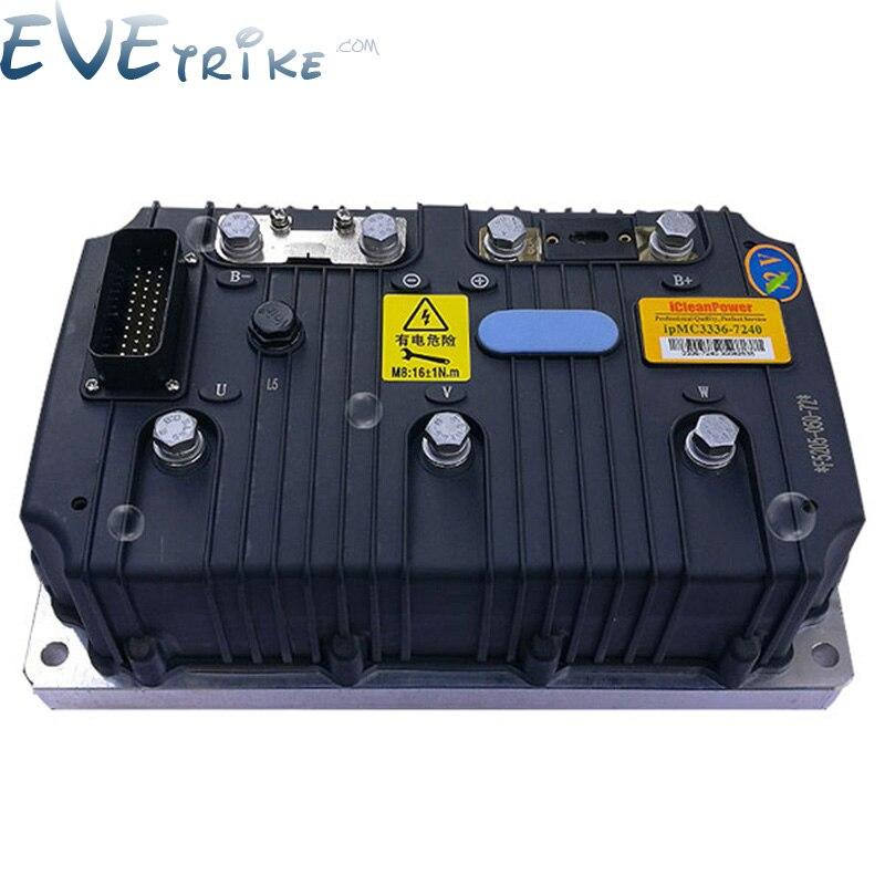 Le contrôleur Inpower Enpower pour tous les véhicules électriques a assorti le moteur PMSM synchrone de moteur à courant alternatif populaire actuel des véhicules électriques/tricycles