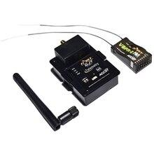FrSky 2 4G Upgrade Kit DJT tuner FrSky V8FR 2 4G 8CH Receiver for FS TH9X