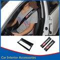 2X Protector de Cinturón de Seguridad Del Coche Ajustar Dispositivo de Cinturón de Seguridad para Niños Para Kia RIO K2 Cerato Optima K3S K3 K4 K5 Sportage R Sorento