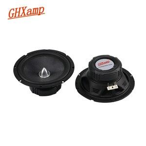Image 4 - GHXAMP 6,5 pulgadas 40W Bullet Gama Completa CD de coche altavoz Woofer vidrio Fber baja frecuencia larga trazo HIFI Home Theater altavoz 4OHM
