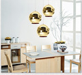 Modern Glass Ball Lights Globe Lampshade  Kitchen Hanging Lamp Light Fixture Lustre de Led Ceiling luminaire