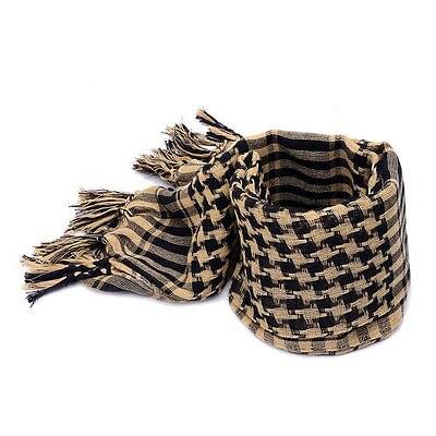 Coyote árabe táctico militar de la máscara de la bufanda de - Accesorios para la ropa - foto 4