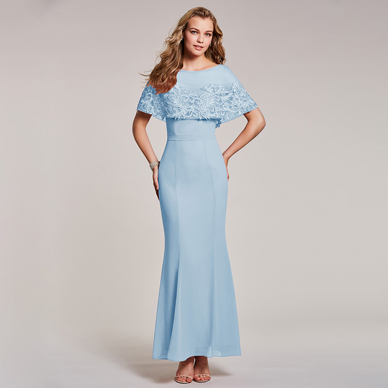 e00fd8ac3a6 Tanpell lace jumpsuit evening dress silver appliques sleeveless floor length  sheath gown women party formal long evening dresses USD 62.01 piece