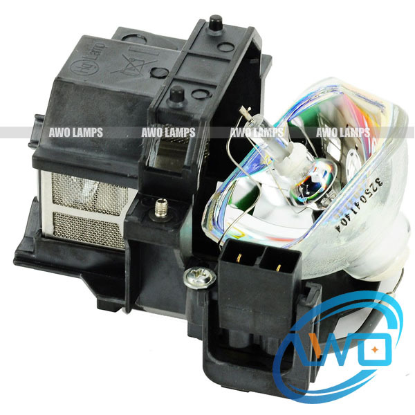 ELPLP42 / V13H010L42 Compatible lamp with housing for EPSON EMP-280 EMP-400 EMP-400W EMP-400WE/410W/822/822H/83/83C/83H/83HE/X56 elplp42 v13h010l42 replacement projector bare lamp for epson emp 83 emp 822h emp 822 emp 400 emp 280 h330b