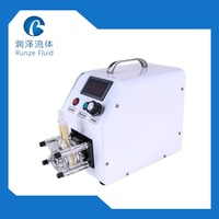SN25 peristaltic pump for university laboratory test 0 1700ml/min
