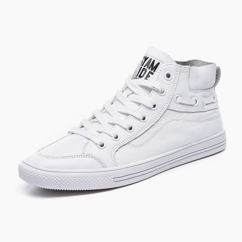 Été À En 2018 3 1 Femme Beat 4 2 Cuir Femmes Plat Ca Étudiants Chaussures De Street Fond Blanc Gangfeng Haute nPfFw7xvqx