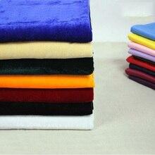 Günstige hochwertigen farbe samt pleuche tuch Wunderschönen fühlte Breite 170 cm 1 meter für ein stück